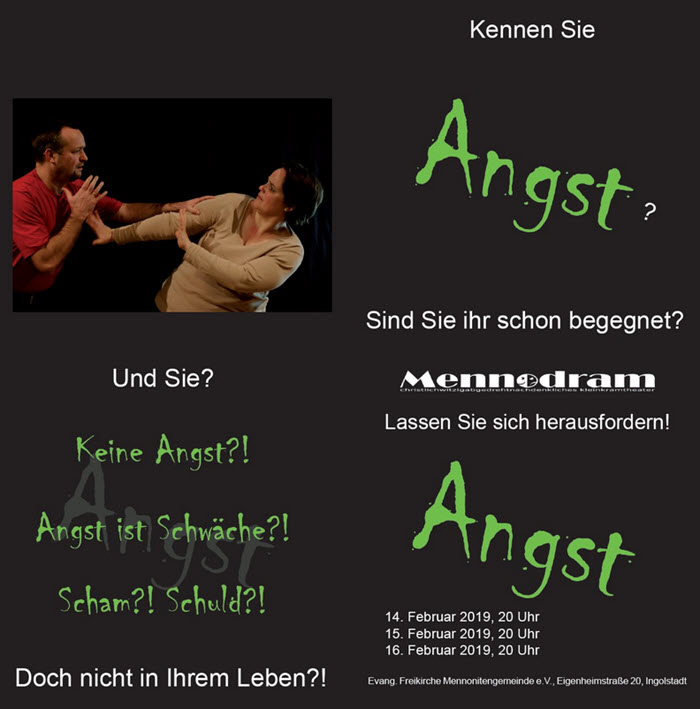 """Angst"" (Theater)"